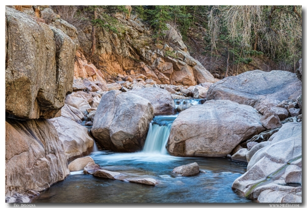 Colorado Rocky Mountain Stream Art Prints
